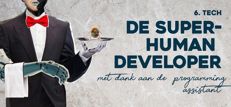 digitale trends 2019  super-human developer