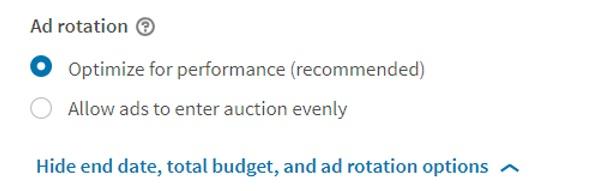 Campagnes optimaliseren door LinkedIn