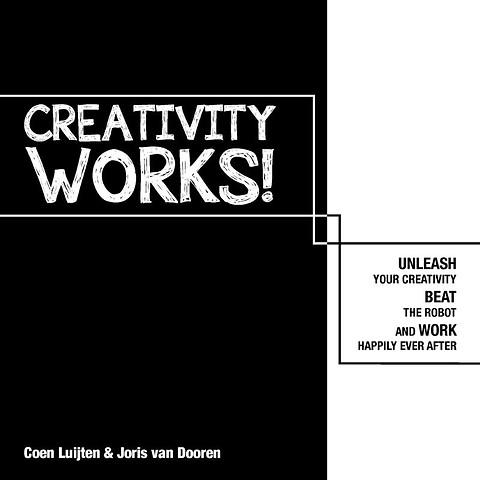 boek creativity works
