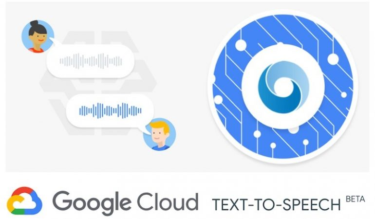 google cloud text to speech