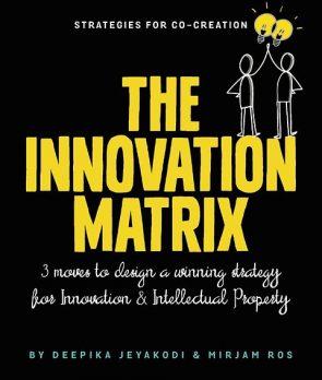 Cover boek The Innovation Matrix