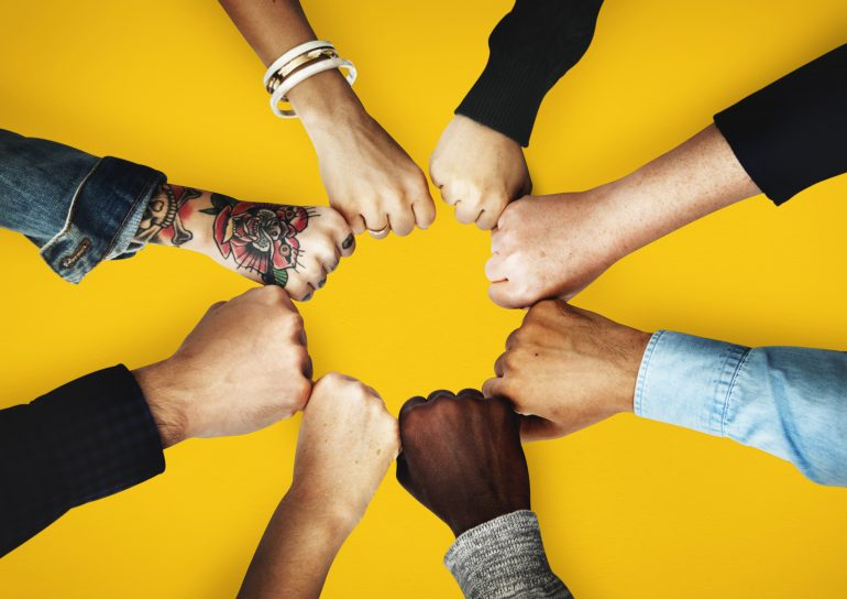 samenwerken met dominante collega's