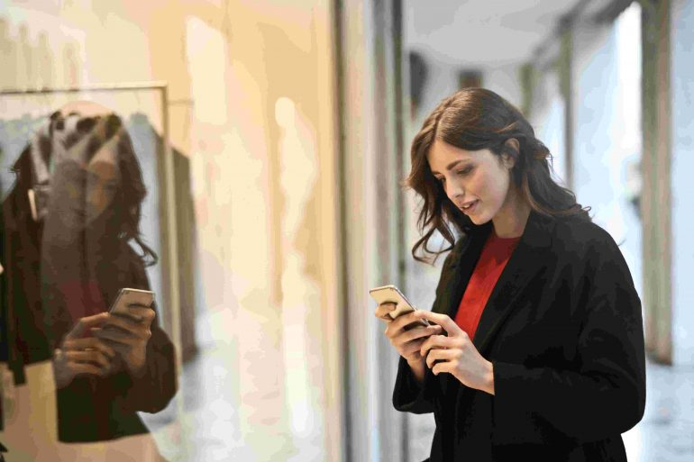 mobiele conversiepercentage
