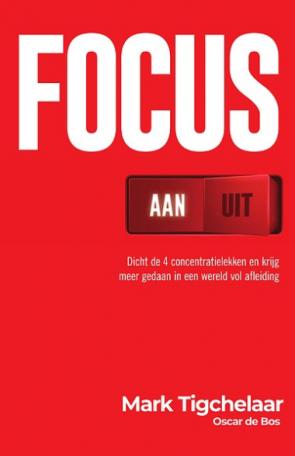 Screenshot van een van de boeken: Focus.