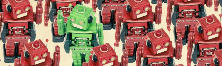 personalisatie robots