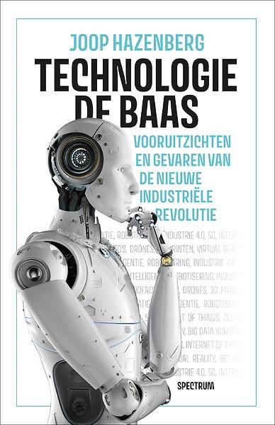 Cover van Technologie de baas.