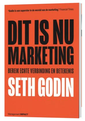 Cover dit is nu marketing Seth Godin