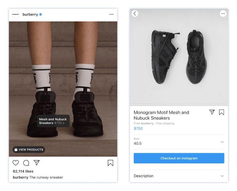 Voorbeeld van social commerce in de Verenigde Staten