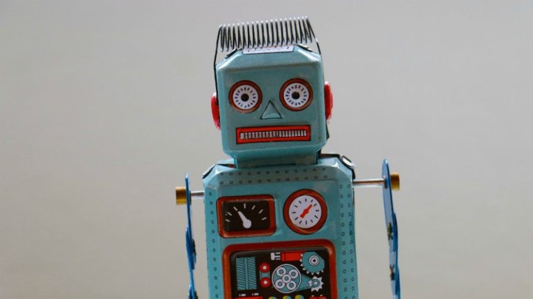 robot-blauw