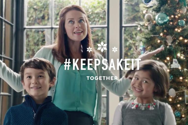 Hashtage promotie Hallmark feestdagen