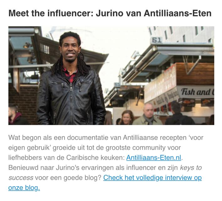Interview Influencer