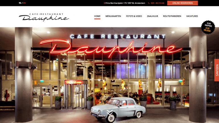 Screenshot Dauphine