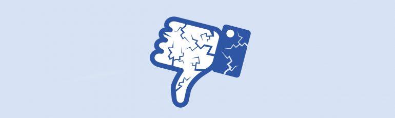De catastrofe die Facebook heet
