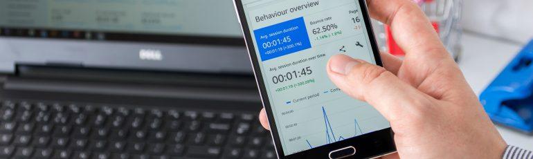 Waarom je data in Google Analytics niet kloppen.