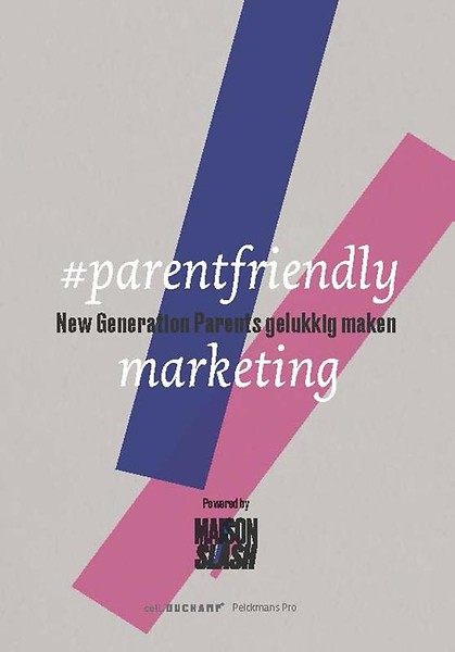 Omslag van parentfriendly marketing.