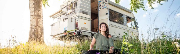 #vanlife: freelancen vanuit de camper.