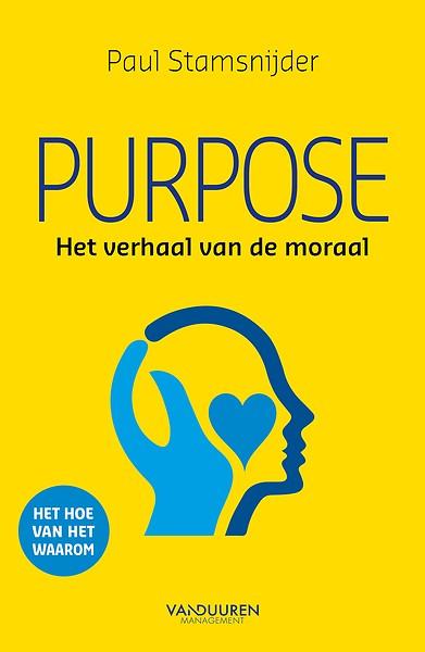 Boekomslag Purpose