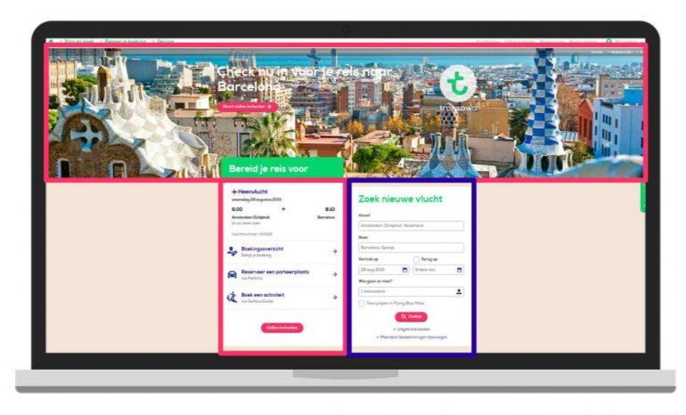 De klantervaring van Transavia, je hoor meer op de Customer Data Conference 2019.
