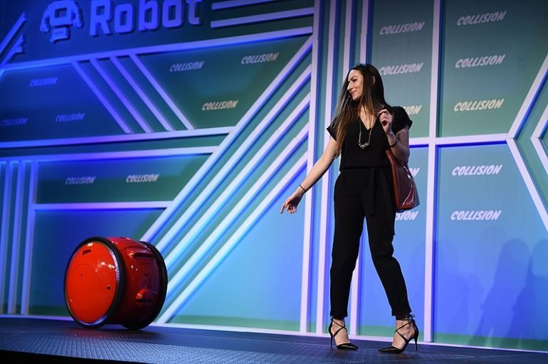 Robot-butler Gita