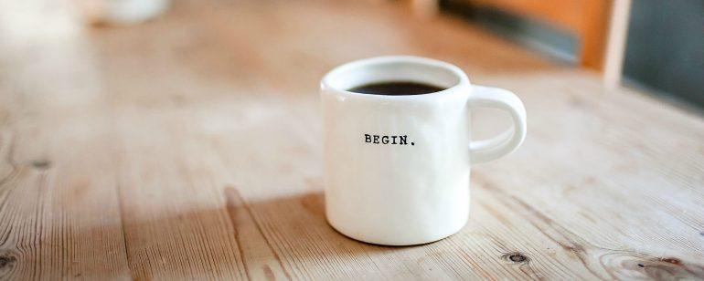 Begin met het schrijven van een blog.