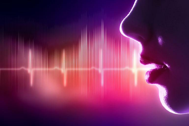 Deepfakes stem klonen.