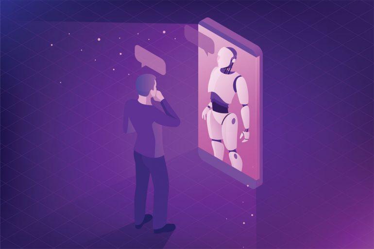 mens versus chatbot