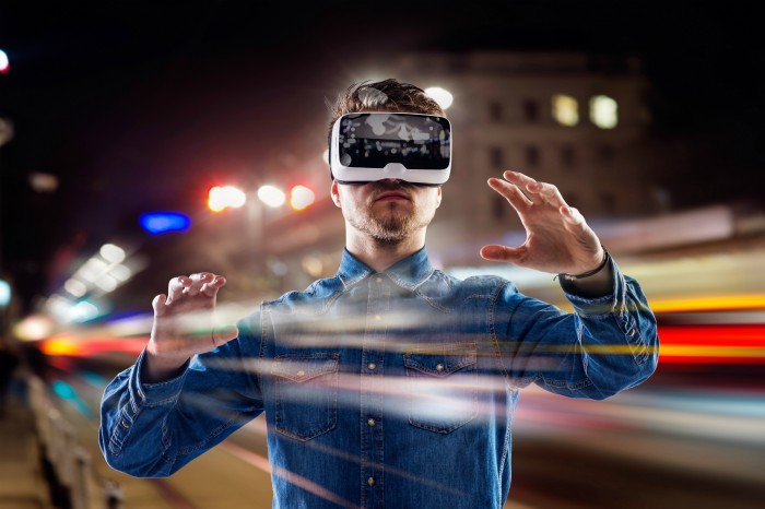 virtual reality belevenis