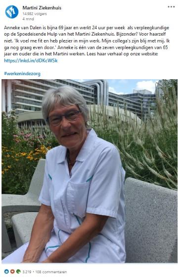Update Martini ziekenhuis