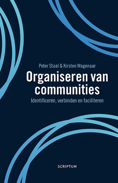 De cover van het boek: Organiseren van communities.