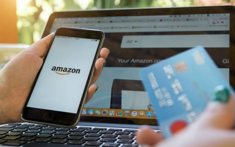 Amazon betalen
