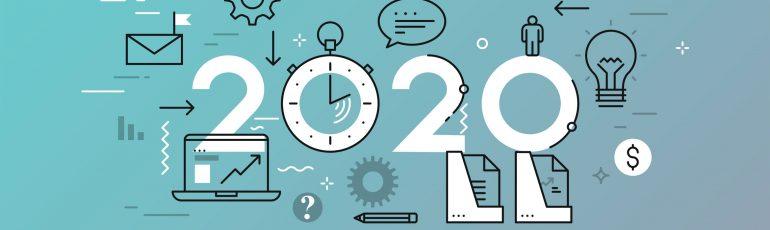 Afbeelding bij het artikel: Online marketing: een terugblik & de trends voor 2020.