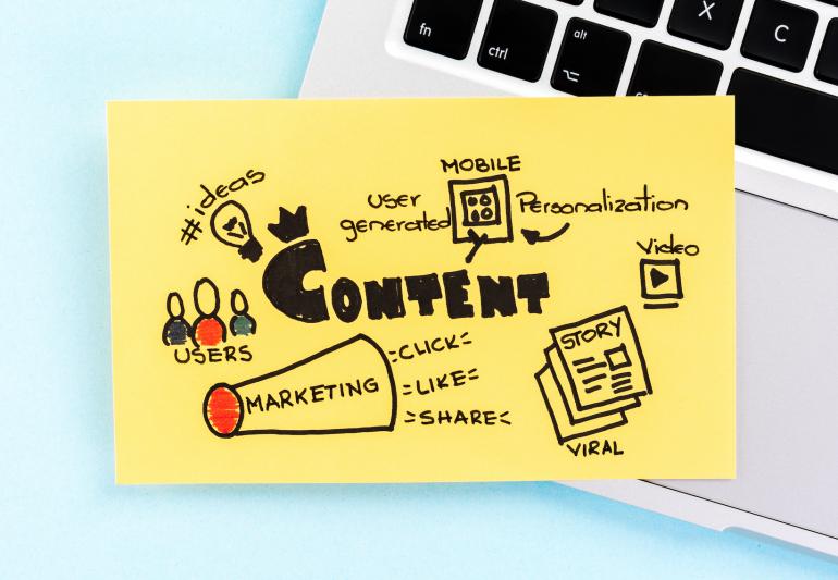 Contentbeheer op intranet