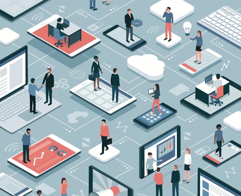 Digitale werkplek