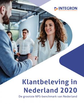 Rapport: Klantbeleving en NPS binnen B2B in Nederland 2020