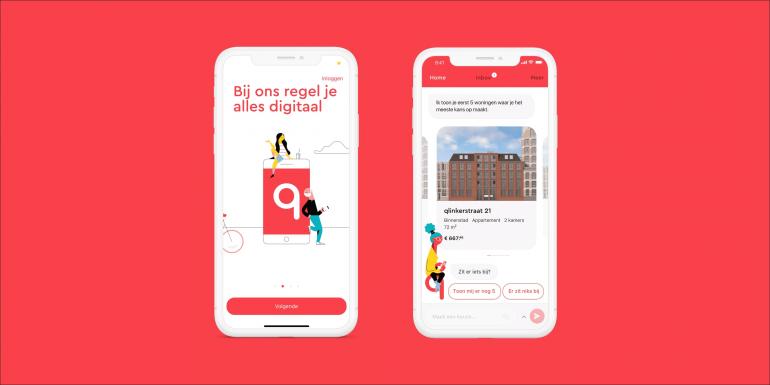 qlinker conversational interface