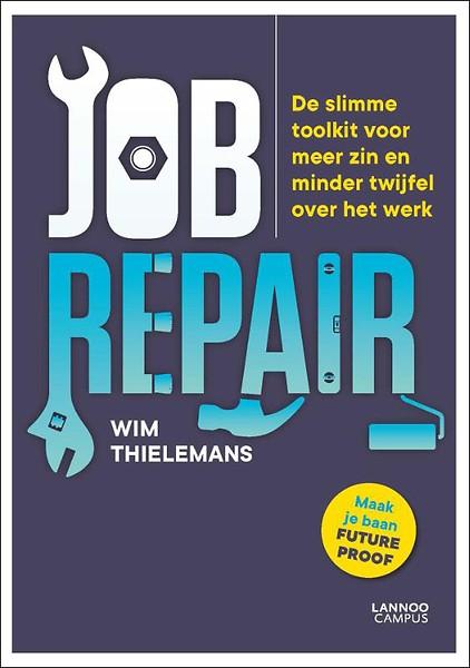 job repair boekomslag