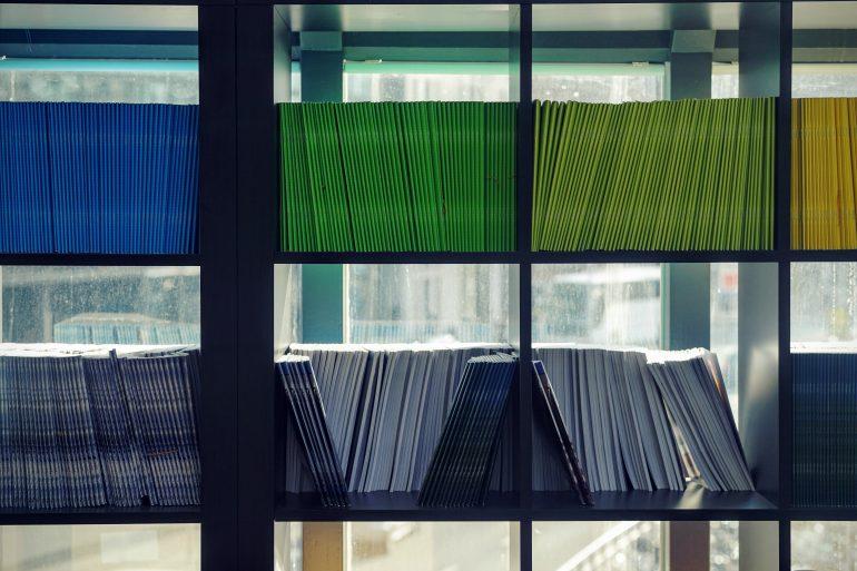 Folders voor patiënten
