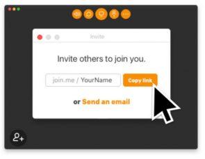 De tool join.me voor online videobelen.