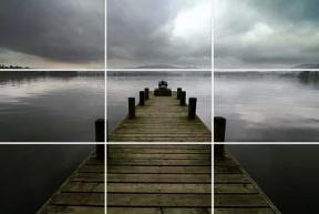 horizon in afbeelding raster