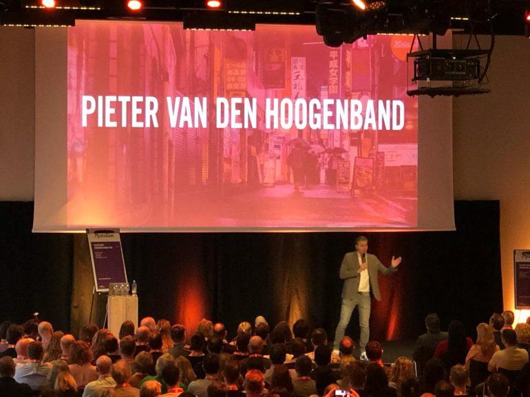 Pieter van den Hoogenband op Agile 2020
