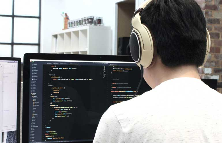 Python programmeren.