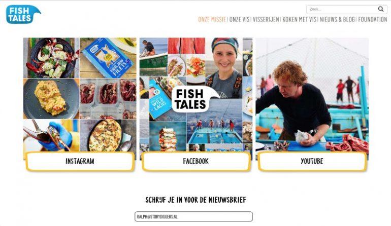 fish tales storytelling crisis