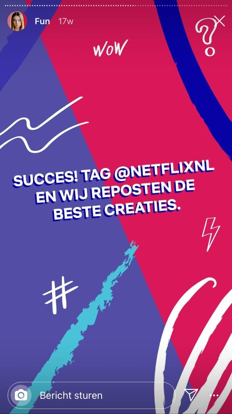 Netflix contest