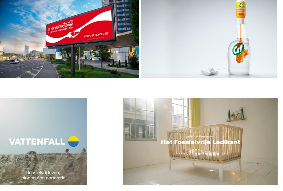 Voorbeelden van merken en duurzaamheid.