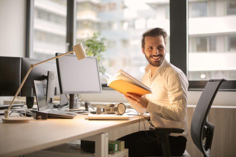 thuiswerken of op kantoor werken?