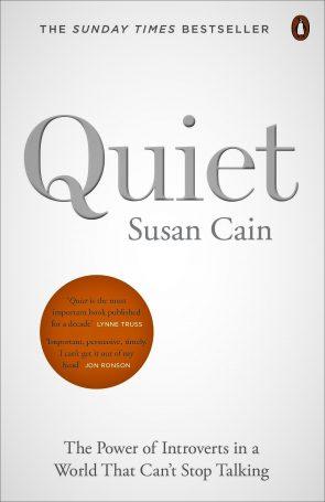 Het boek Quiet van Susan Cain.