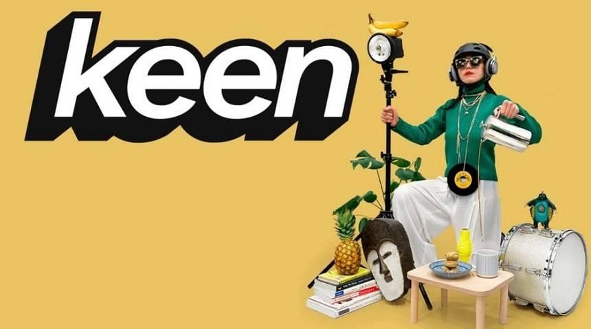 Google Keen logo.