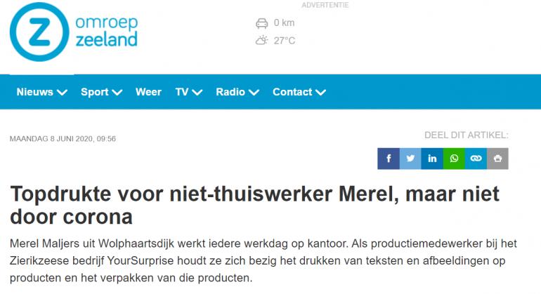 Hoe Omroep Zeeland inspeelt op trending topics.