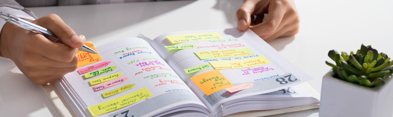 Maak een duidelijke contentplanning.