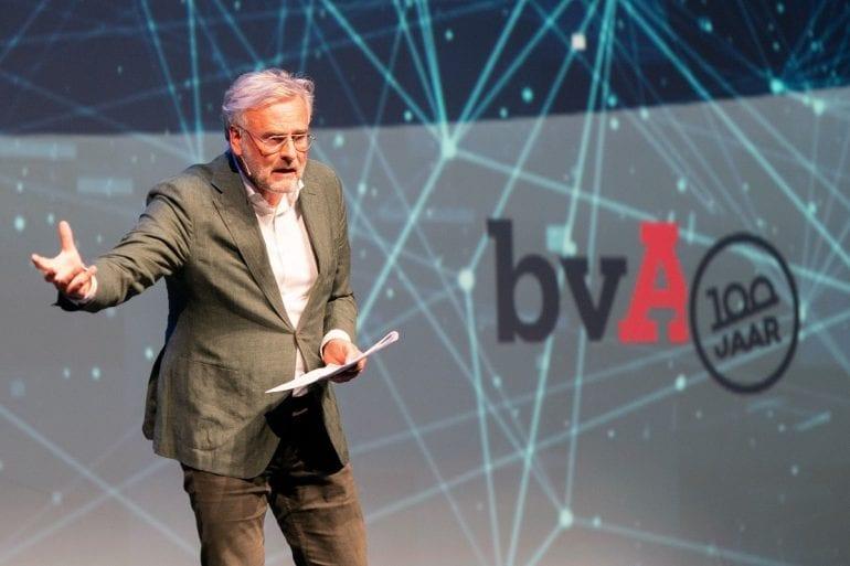 Jeroen Smit over betekenisvol ondernemer op het jubileum congres van de bond van Adverteerders